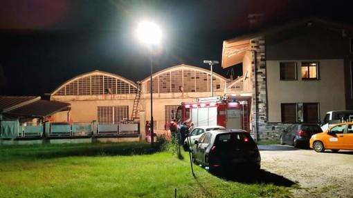 Precipita dal tetto di un capannone, morto un 62enne a Mergozzo