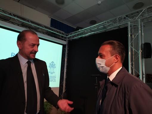 Domodossola, prima uscita ufficiale dopo la riconferma per il sindaco Lucio Pizzi