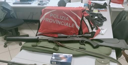 Valle Antrona, fermati dalla Polizia Provinciale due bracconieri