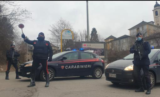 Atti osceni e molestie al parco del Calvario: 30enne denunciato dai carabinieri