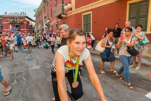 Doppietta tricolore per l'ornavassese Elisa Longo Borghini
