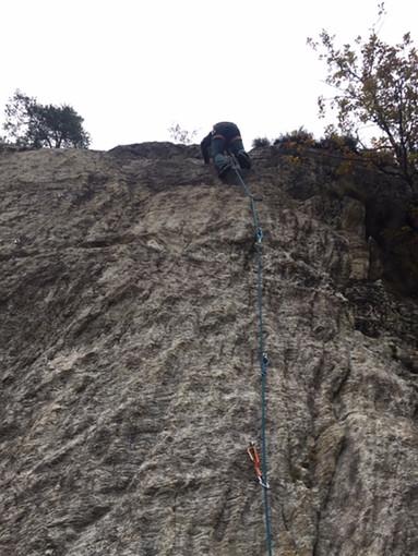 Stop alle scalate a Zornasco