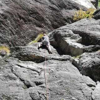 Premia investe nell'arrampicata su roccia