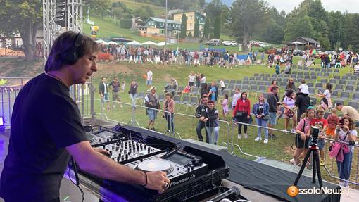 Dopo il successo di Lusenstock, a Domobianca è stata la volta del noto dj Fargetta