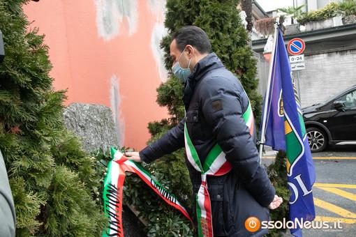 Pizzi ha commemorato le vittime delle Foibe FOTO