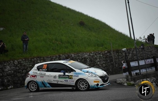 Rally: Di Pietro - Manca esordiscono all'International Rally Cup