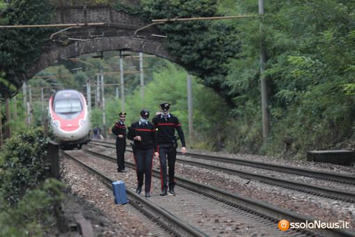 È Marco Cugnoni, consigliere comunale di Varzo, la vittima dell'investimento sulla linea ferroviaria
