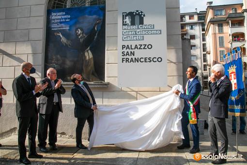 A Palazzo San Francesco si torna a 'respirare' cultura, un momento atteso da 40 anni FOTO