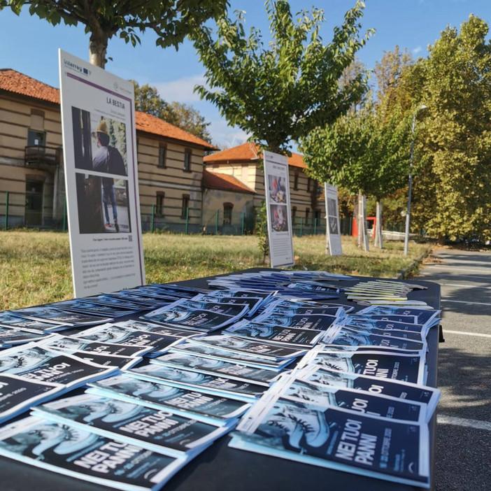 L'Enaip di Domo ha presentato a Novara la mostra 'Nei tuoi panni'