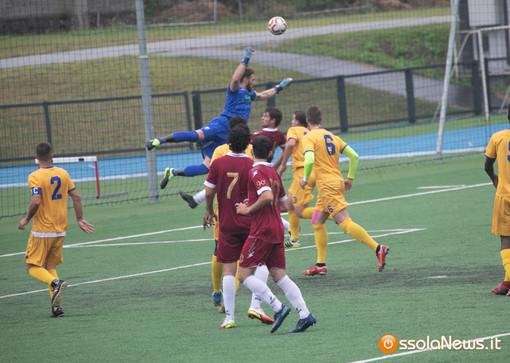 Il Piedimulera travolge 4 a 0 la Juve Domo al Curotti. FOTO