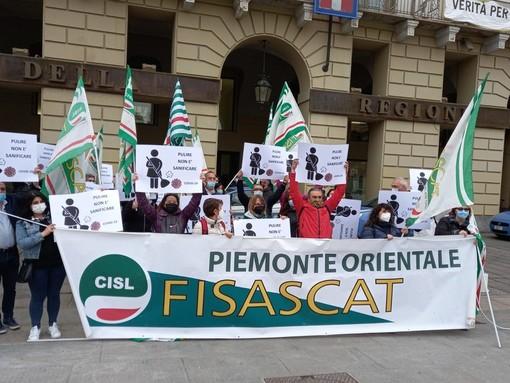 Appalto pulizie Asl, esposto in procura di Fisascat Cisl Piemonte Orientale