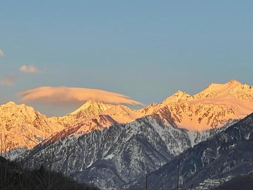 In Ossola marzo secco e con poca neve sulle Alpi
