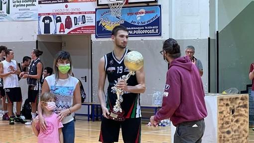 Il Novara Basket si aggiudica il memorial Spadazzi
