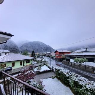 Due nevicate tardive costituiscono un fatto storico. Eventi collegati al riscaldamento globale