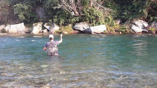 Ad Antrona il campionato italiano di pesca alla trota