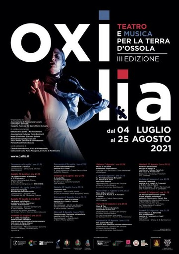 """Questa sera per l'Oxilia Festival """"7 - I sette vizi capitali nella divina commedia"""""""