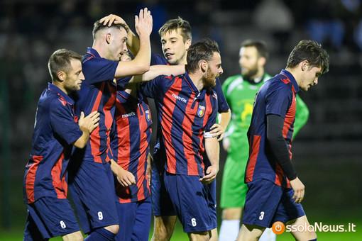 La Pro Vigezzo si aggiudica il derby con il Montecrestese.  FOTO