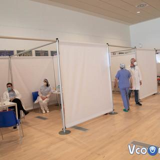 Prorogato al 31 ottobre l'accesso diretto ai centri vaccinali del Vco