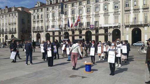 """Anche gli artigiani in piazza: """"In sicurezza, ma ripartire. Siamo allo stremo"""". VIDEO"""