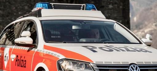Incidente in Canton Ticino: automobilista italiano investe un ciclista di 20 anni