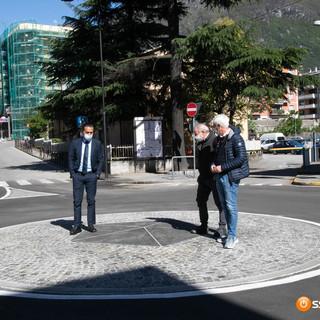 Riaperta al traffico la rinnovata piazza Matteotti FOTO E VIDEO