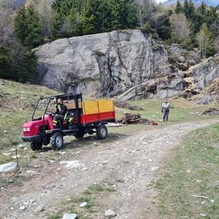 Macugnaga e Ceppo Morelli, giornata ecologica a tutto campo