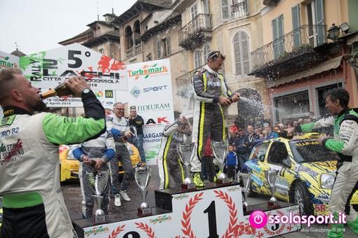 Il 24 e il 25 luglio si correrà il Rally 2laghi – Rally dell'Ossola
