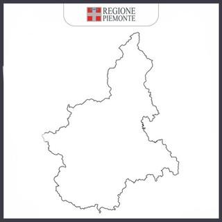 Il Piemonte si conferma in zona bianca