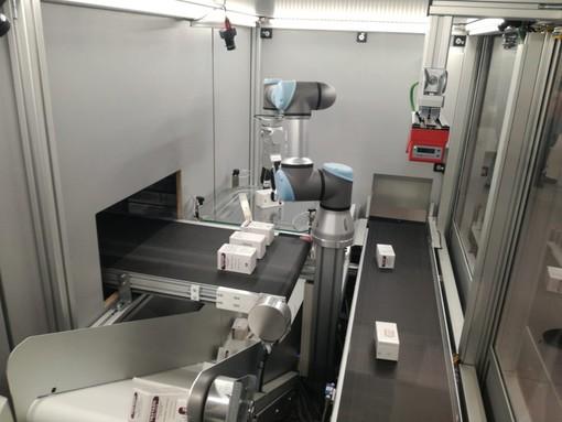Al Mauriziano di Torino il primo farmacista robot della regione