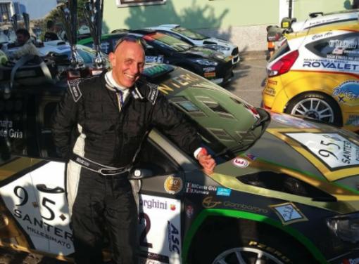 Cordoglio nel mondo del rally e della corsa in montagna per la scomparsa di Silvio Gria