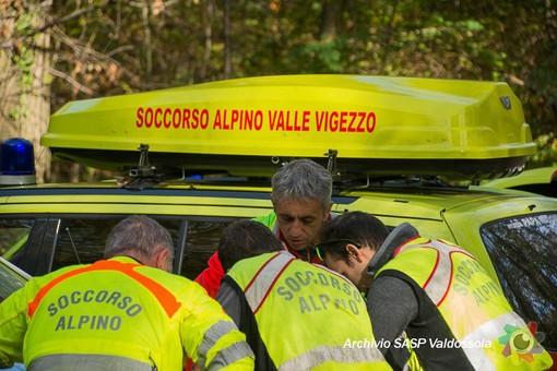 Davide Allesina e Aurelio Montanari riconfermati ai vertici del soccorso alpino vigezzino