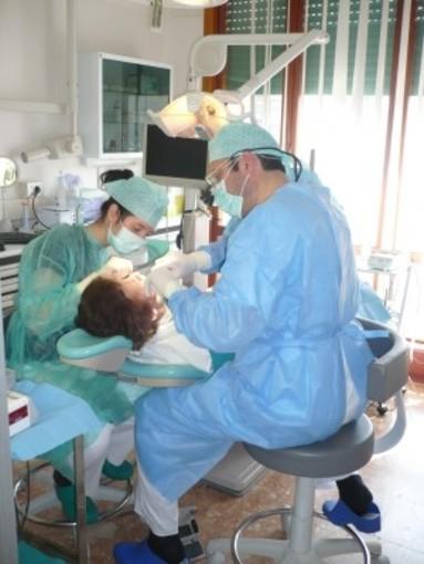 Cercare un dentista