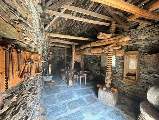 È aperto al pubblico l'antico torchio di Genestredo