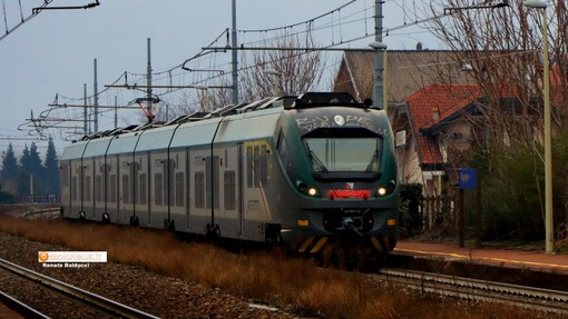 Premosello, guasto tecnico sulla linea ferroviaria Domodossola-Novara