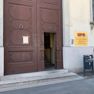Università del Piemonte Orientale, tornano lezioni e attività in presenza