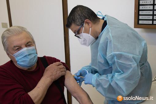 Sono stati 15.713 i piemontesi vaccinati giovedì