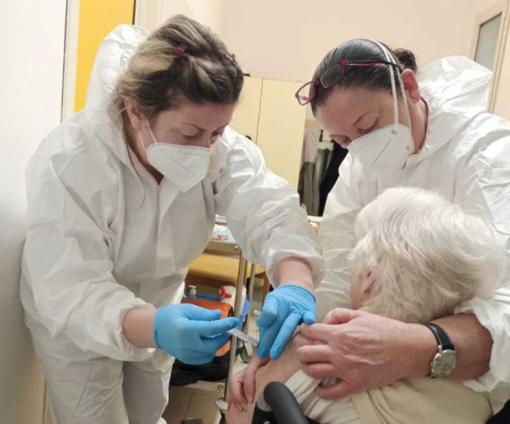 Quasi 38mila i piemontesi vaccinati mercoledì
