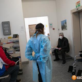 Quasi 17mila i piemontesi vaccinati lunedì