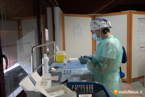 Vaccini, domenica somministrate 34.764 dosi