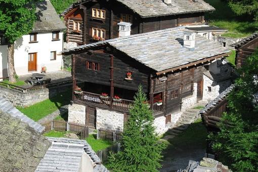 Bosco Gurin, fermo il metrò walser riparte il progetto della funivia valle Maggia-Leventina
